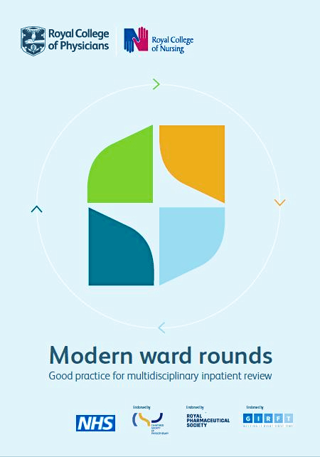 Cover of Modern Ward Rounds review (2021)