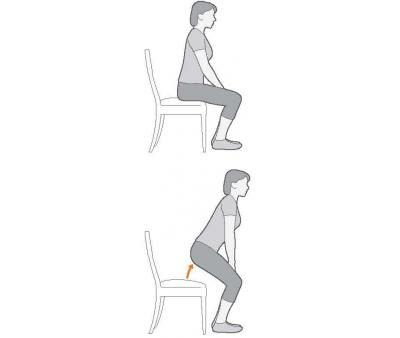 Exercise Advice Knee Pain The Chartered Society Of