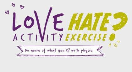 Love activity hate exercise?