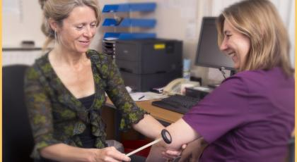 a first contact physios in general practice