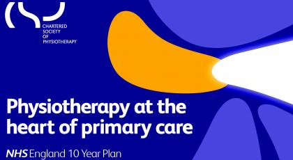 Physiotherapy at the heart of primary care