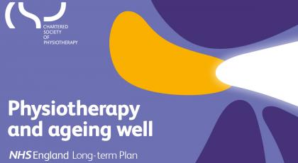 NHS long term plan: ageing well