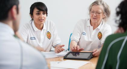 NICE is looking for two physios to join its osteoarthritis guideline committee