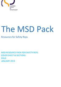The MSD pack