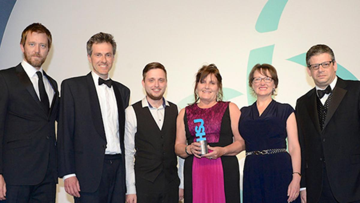 Direct access scheme for rheumatology patients wins HSJ award, with