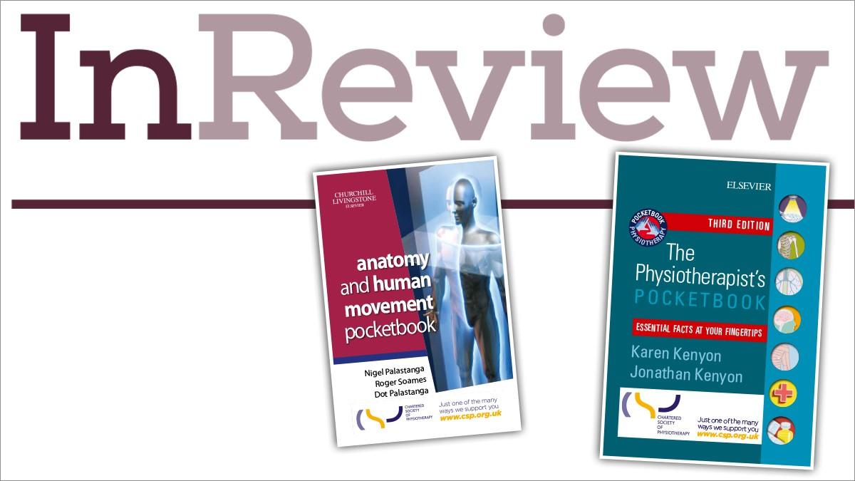 In Review Featured Books The Chartered Society Of Physiotherapy