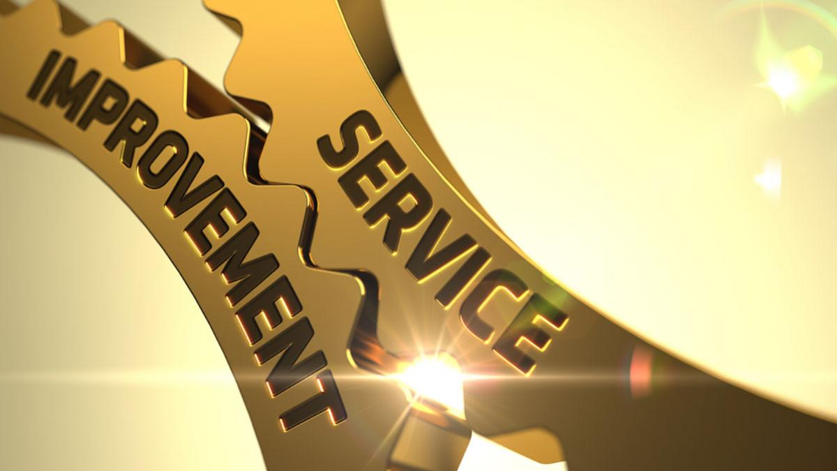 Service Improvement  An Introduction