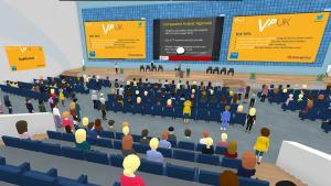 the world of Virtual Physiotherapy UK 2021