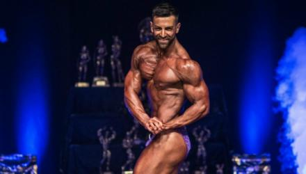 bodybuilding champ