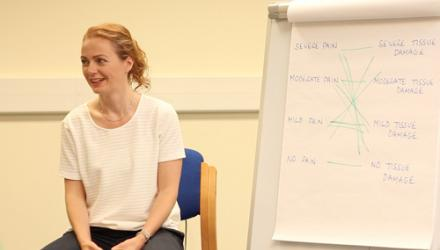 University of Oxford physios to launch back pain management programme