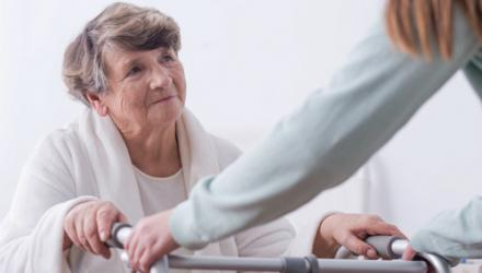 Falls assessments are a 'must' for care home residents, says Royal Pharmaceutical Society