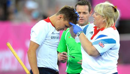 Physios cross the globe for youth games 01