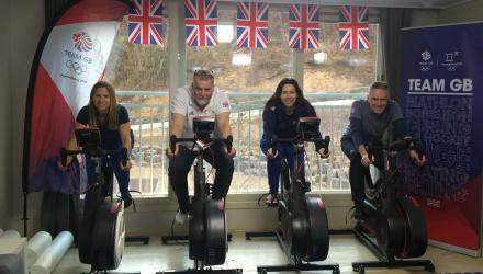 Physios aim to help Team GB boost winter Olympics medal haul