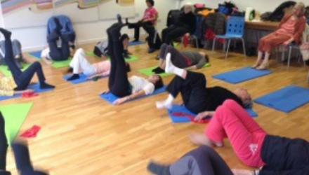 Central London GP practice continues physio-led exercise classes