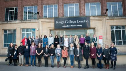 Physios among latest recruits to King's College London's fellowship scheme