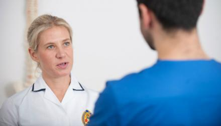 New GP contract in Scotland could see more physios working in primary care