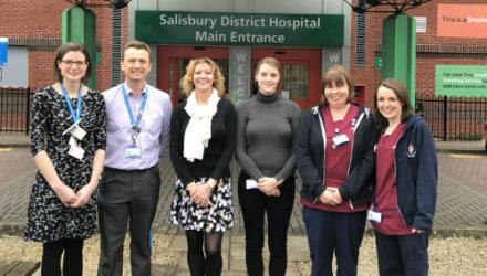 Salisbury therapists launch integrative working initiative