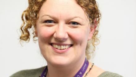Respiratory specialist replaces medic to become trust's first physio consultant