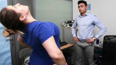 TV show highlights physio role in beating chronic low back pain