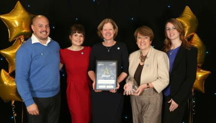 Sussex award story