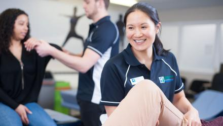 A career in physiotherapy