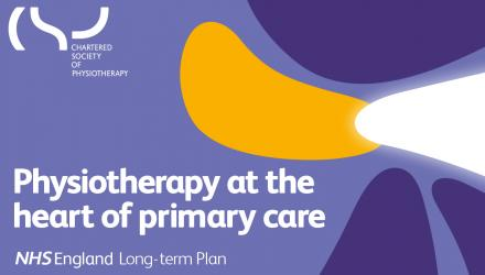 NHS England Long Term Plan Primary Care CSP