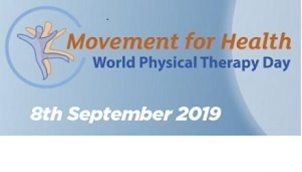 world physiotherapy day logo