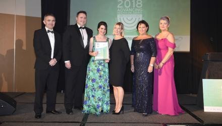 Award-winning FCP team from Northern Ireland