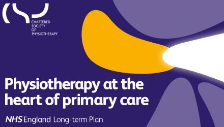 NHS England Long Term Plan - Chartered Society of Physiotherapy