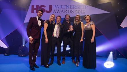 HSJ award Sussex MSK
