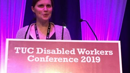TUC disabled workers