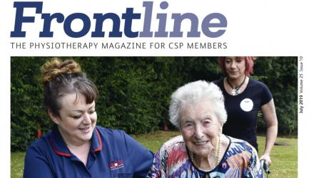 Cover image of July 2019 Frontline magazine