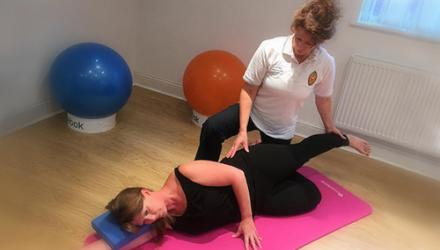 Physio plans major trial into whether Pilates helps incontinence