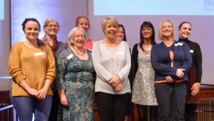 Support workers celebrate 21st anniversary of CSP membership