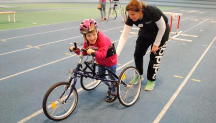 Yorkshire physios launch sports day for disabled children
