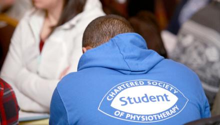 Physio student funding review must safeguard entry to the profession and workforce supply, CSP chief tells ministers