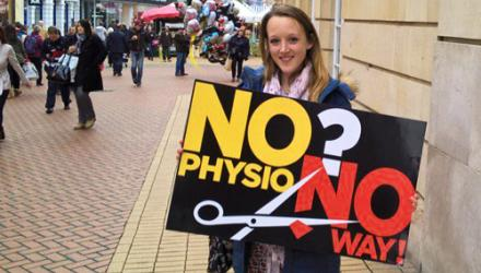 Commissioners lift threat to physio services in Mid Essex