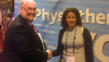 NHSScotland Event: physios in Scotland can make an even bigger impact, says CSP