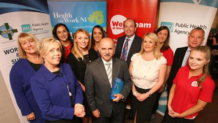 Workplace health launch